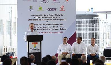 Gobierno mexicano ha destinado 25 mil millones de pesos para investigación, desarrollo tecnológico y formación de recursos humanos especializados en energía.