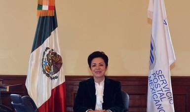El Presidente Constitucional de los Estados Unidos Mexicanos, Lic. Enrique Peña Nieto, nombró a la Maestra Nidia Chávez Rocha como Directora General del Servicio Postal Mexicano.