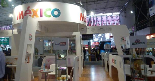 El Pabellón de México, instalado por ASERCA, recibió un reconocimiento por parte del Comité Organizador de  Expoalimentaria.