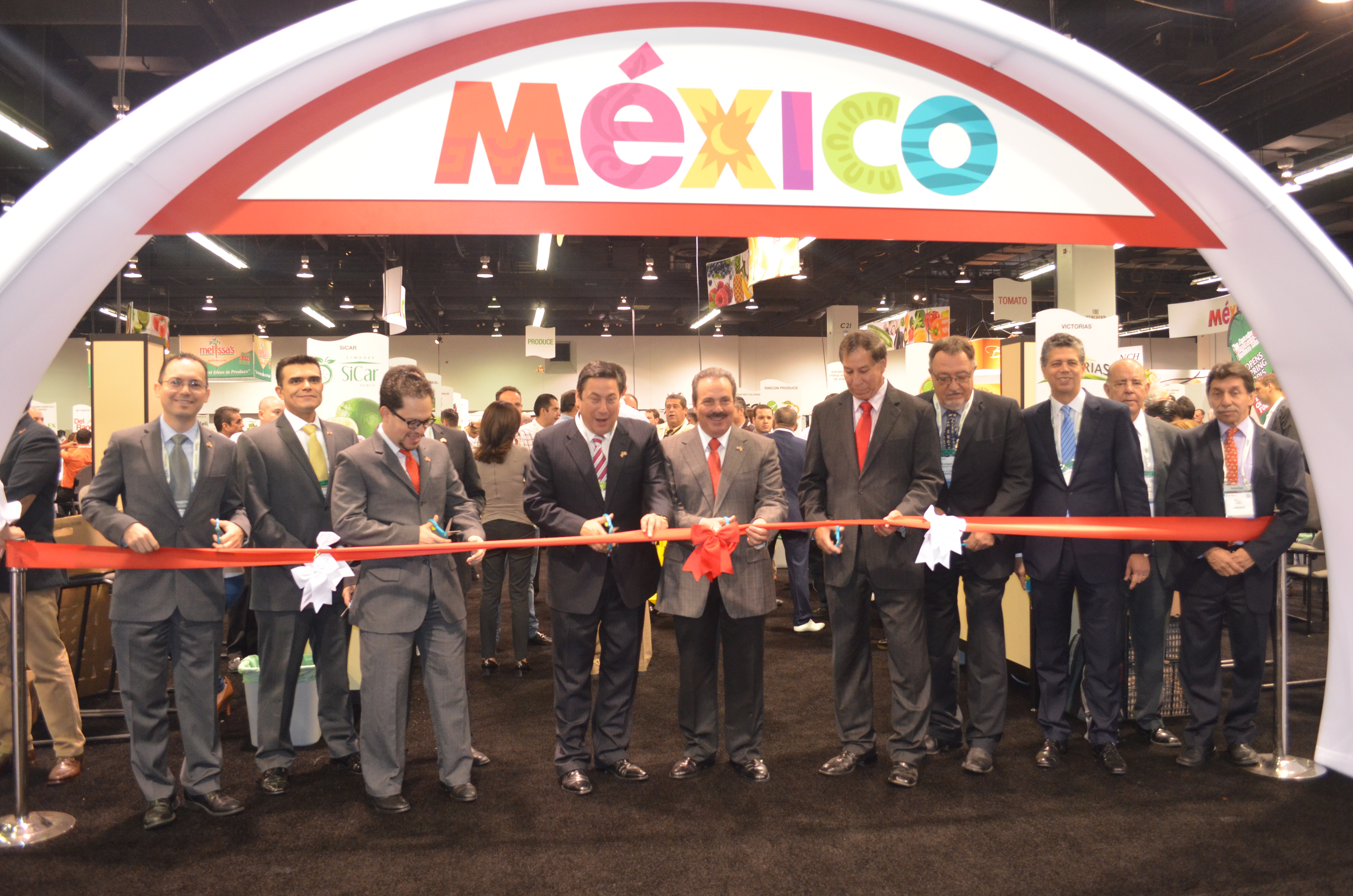 Inauguración EXPO PMA