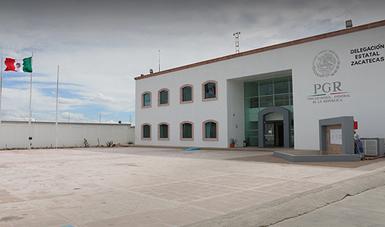 Obtiene PGR en Zacatecas sentencia de siete años por transporte de  clorhidrato de metanfetamina 54def508632a2