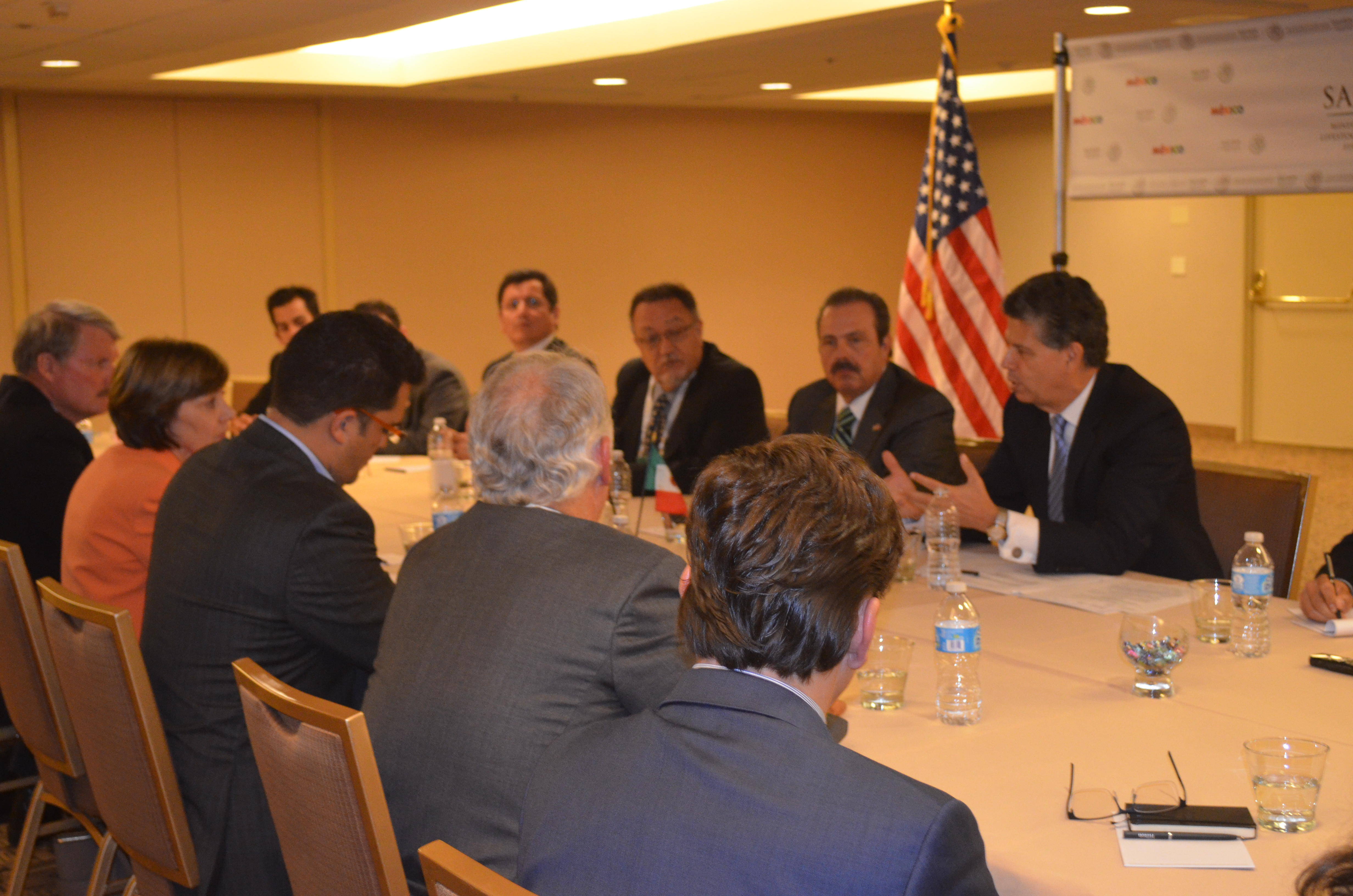 Etapa de cooperación entre México y Estados Unidos