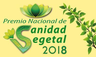 Premio Nacional de Sanidad Vegetal 2018