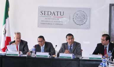 Presidium comité técnico