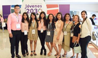 """Actores De Cambio Presentan Conclusiones Del Encuentro """"Jóvenes Hacia El 2030"""""""
