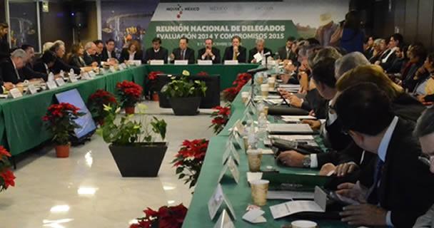 Reunión de delegados