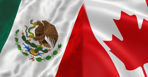 En el marco de la alianza entre ambos países para propiciar asociaciones público-privadas, convinieron trabajar en el establecimiento de un Centro de Distribución de Productos Agrícolas Mexicanos en Manitoba, Canadá, a fin de facilitar el comercio.