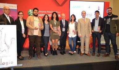 "Premian a ganadores del Tercer Concurso de Cartel Universitario ""Por un México Original"""