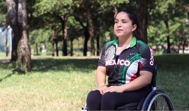 La neoleonesa de silla de ruedas participará en la categoría PTWC2