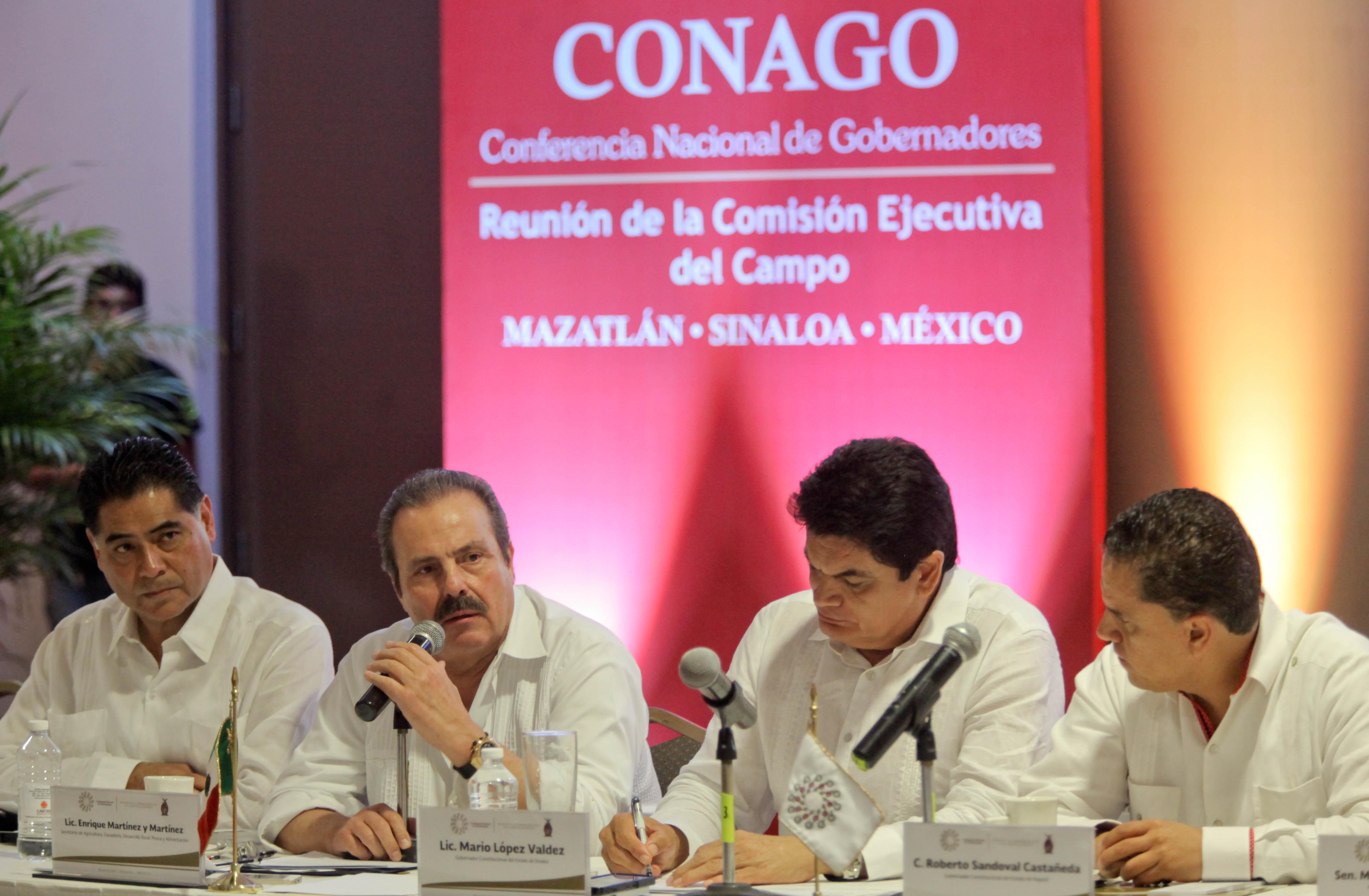 Analizan SAGARPA, legisladores y la CONAGO fortalecer esquemas de comercialización en sector agroalimentario