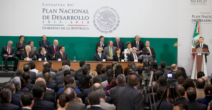 Se realizan consultas para Plan Nacional de Desarrollo