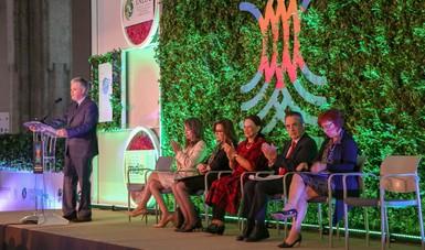 """Inauguración del Tercer Encuentro Nacional """"México ante el Cambio Climático"""""""