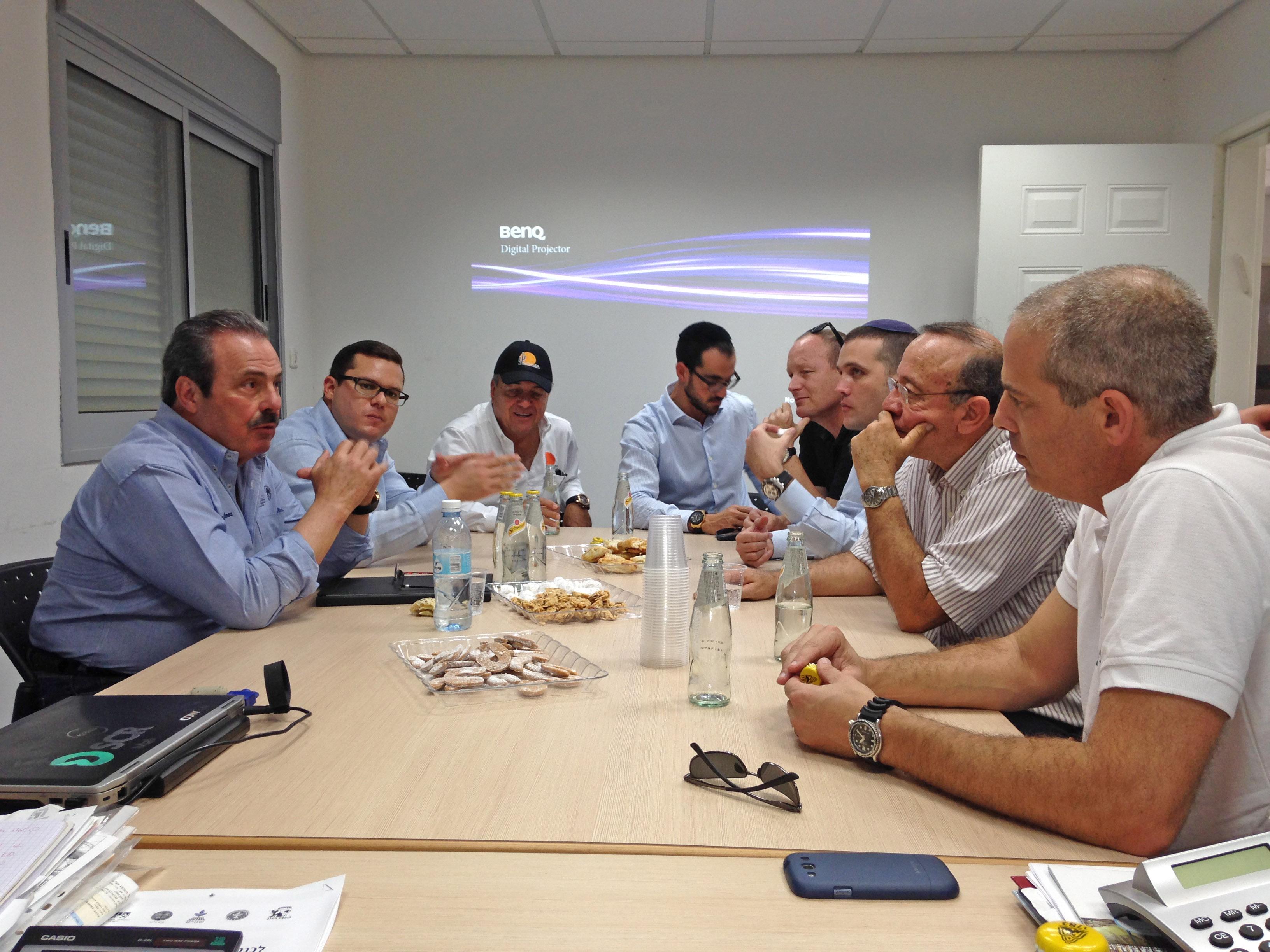 Estrechan cooperación México e Israel en materia agroalimentaria