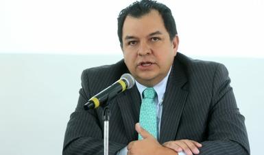 Coordinador Nacional de PROSPERA Jaime Gutiérrez Casas