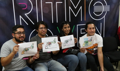 IMPARTEN TALLERES A BANDAS FINALISTAS DEL ENCUENTRO NACIONAL RITMO JOVEN 2018