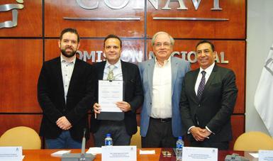 Adhesión de IMUVI León como Entidad Ejecutora de la Conavi
