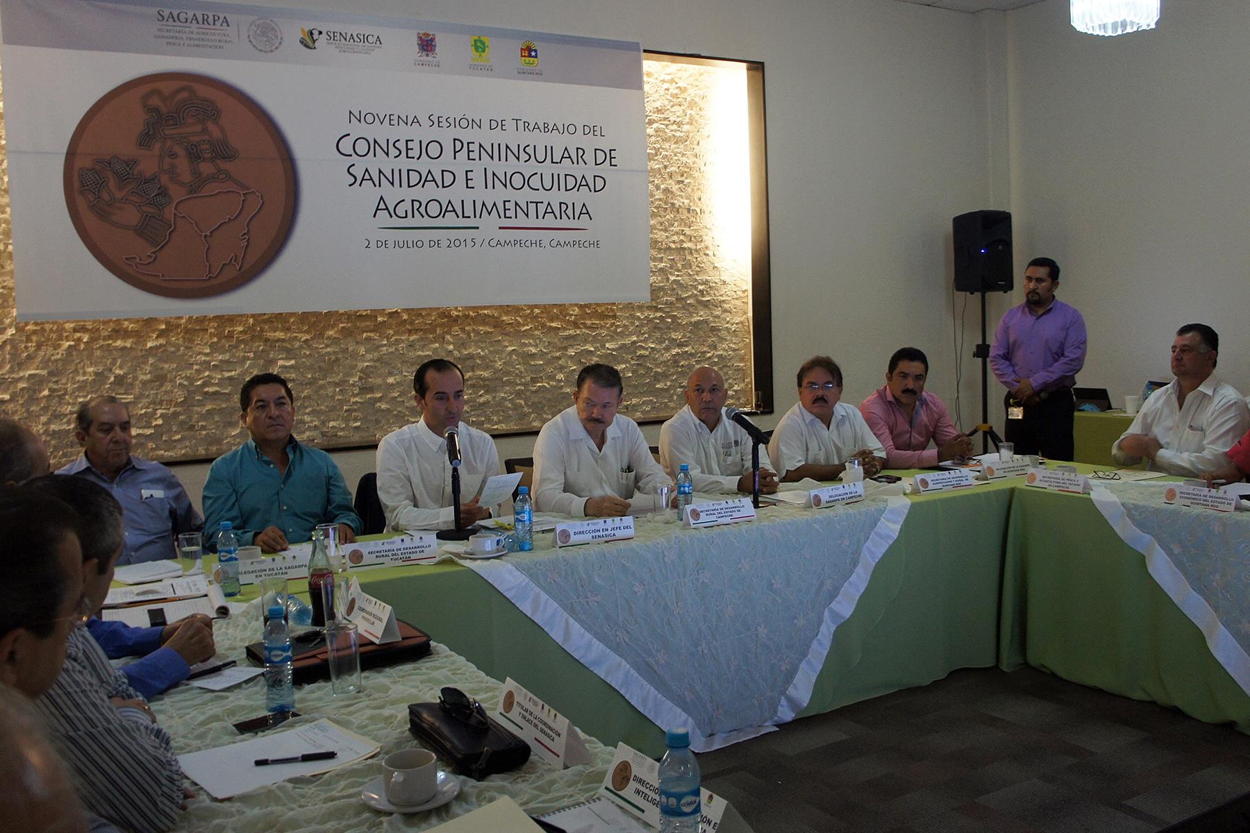 Invierte SAGARPA 50 mdp anuales para vigilancia epidemiológica en Península de Yucatán