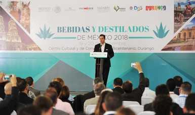 ProMéxico y Durango inauguran bebidas y destilados de México