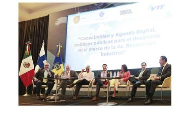 AEM en cumbre de alta tecnología Jalisco y Finlandia