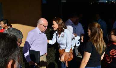 Supervisa José Narro Robles acciones sanitarias en Sinaloa