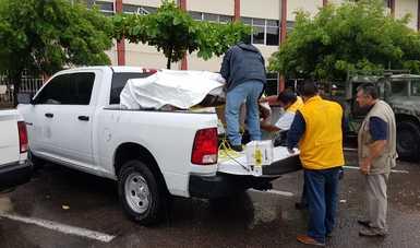 Se intensifican acciones de protección contra riesgos sanitarios en Sinaloa