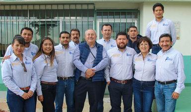 Este sistema fue instalado en la comunidad de Los Humeros, en el municipio de Chignautla, Puebla.
