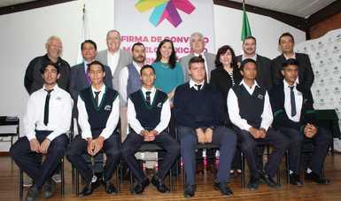 CONALEP Michoacán primero en aplicar el MMFD en el Estado