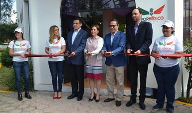 Suman INEA y fundación por México espacios educativos para  atención gratuita