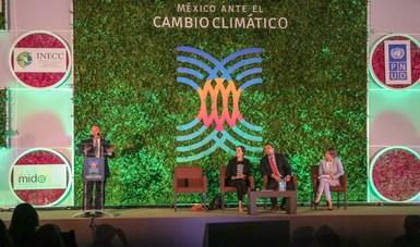 Panel Agenda 2030: ODS en México, en el Tercer Encuentro Nacional de Cambio Climático