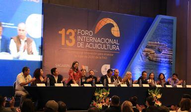 La acuacultura es una actividad estratégica en el desarrollo regional, la seguridad alimentaria y la sustentabilidad: CONAPESCA.