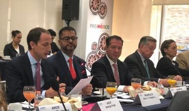 AMIIF, COFEPRIS Y ProMéxico encabezan Sexta Reunión de Líderes en Investigación Clínica