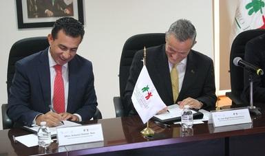 Con este convenio se sientan las bases para fortalecer el intercambio de información en la investigación de enfermedades que hoy afectan a los mexicanos.