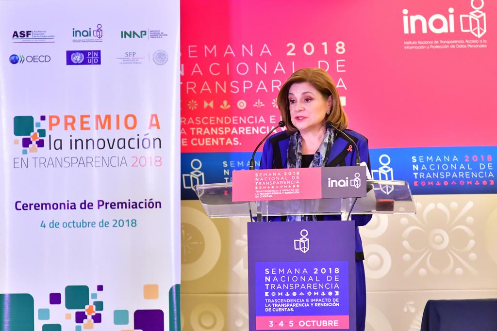 04102018 ceremonia premiacion innovaci n en transparencia 2018 sede inai foto 1