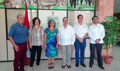 Cierra el proyecto de cooperación triangular México-Chile-Cuba para el cultivo de aguacate