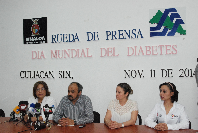 La encuesta realizada en nuestro estado, revela una prevalencia de Diabetes Mellitus del 8.2 por ciento, es decir 8 de cada 100 sinaloenses la padece.