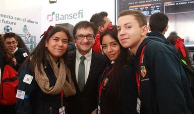 Bansefi presente en la 11ª Semana Nacional de Educación Financiera