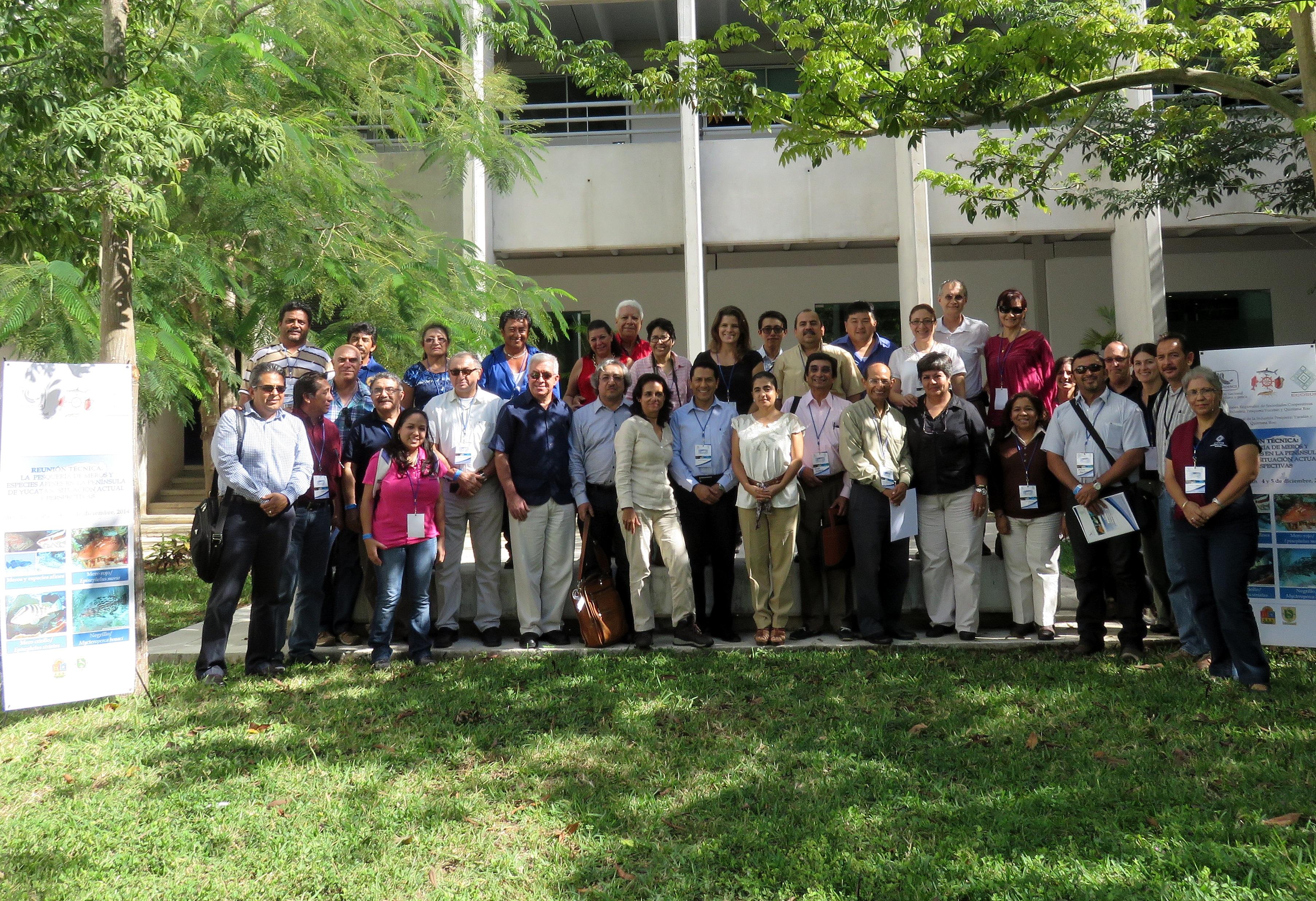 Reunión Yucatán