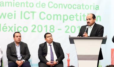 Presentó SCT la convocatoria del Concurso Nacional ICT Skills Competition 2018-2019
