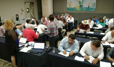 Organiza INIFAP taller para productores de sorgo