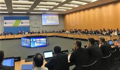 Participa SFP en reuniones de trabajo anticorrupción del G20 y anticohecho de la OCDE
