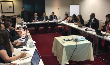 """México fue sede del Taller de Consulta Regional en América Latina sobre el """"Índice de Crecimiento Verde y la Herramienta de Simulación""""."""