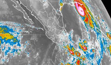 Se prevén tormentas superiores a 250 milímetros en el occidente, el centro y la costa de Chiapas.