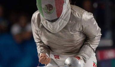 La Premio Nacional del Deporte 2017, se colgó el bronce en equipo mixto continental con el Mix Americas 1