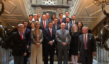 ProMéxico forma parte de Comité Ejecutivo de Casa de México en España