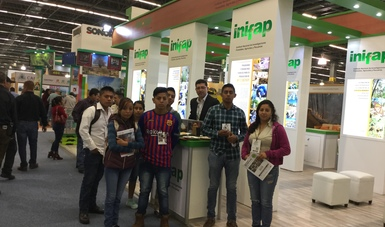 Inauguración Expo Forestal 2018: INIFAP