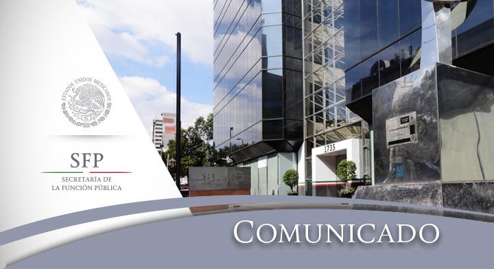 Comunicado portal