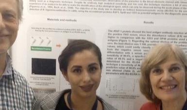 INIFAP en el Congreso Internacional de Medicina Veterinaria en Argentina