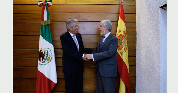 Gerardo Ruiz Esparza y Manuel Alabart