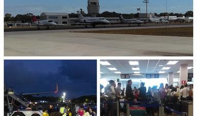 Aeropuerto Internacional de Chetumal
