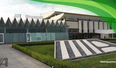 Aeropuerto Internacional de Uruapan